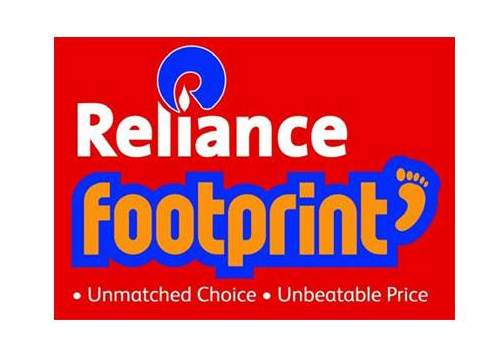 Reliance Foot Prints